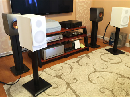 Canton GLE436 Bookshelf Speaker Review.