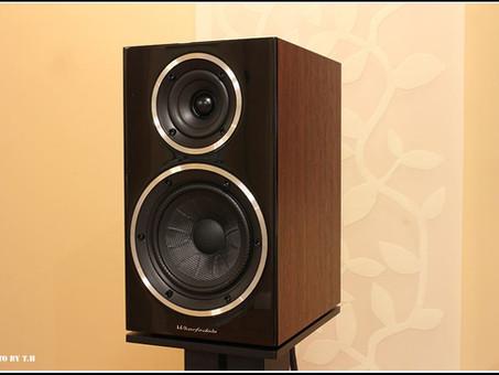 Wharfedale Diamond 225 Bookshelf Speaker Review