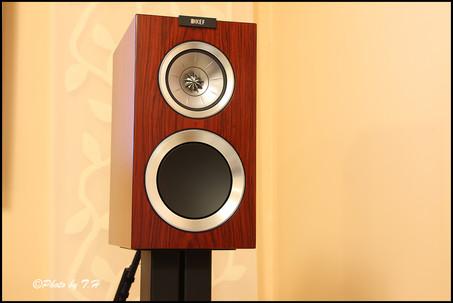 KEF R300 Bookshelf Speaker Review