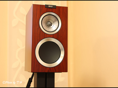 KEF R300 Bookshelf Speaker Review