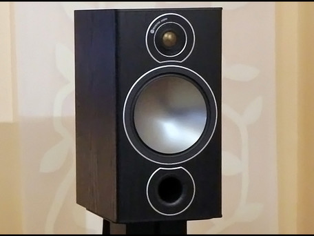 Monitor Audio Bronze 2 Bookshelf Speaker Review.