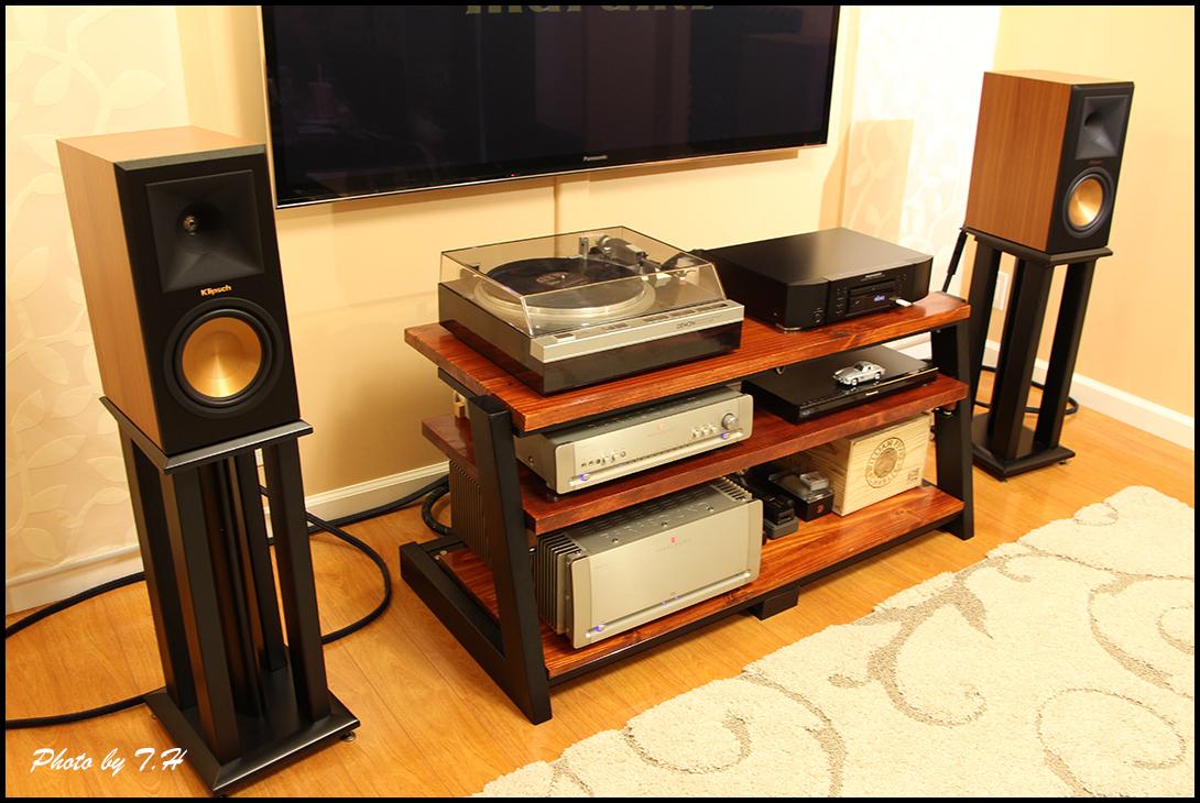 klipsch rp 160m speaker review tharbamar. Black Bedroom Furniture Sets. Home Design Ideas