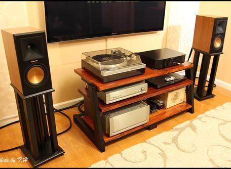 Klipsch RP-160M Speaker Review.