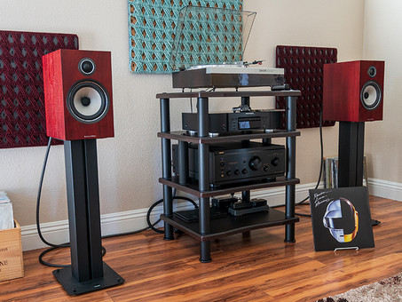 B&W 706 S2, The Reason I Sold KEF LS50 Speakers