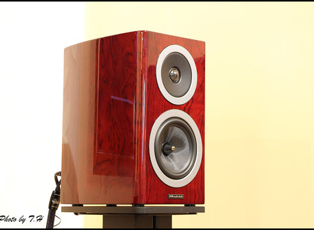 Wharfedale REVA 2 Bookshelf Speaker Review.