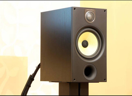 Bowers & Wilkins 685 S2 Bookshelf Speaker Review.