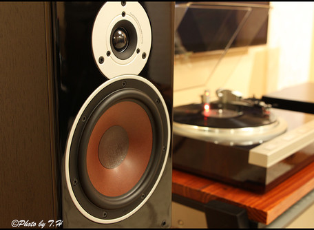 Dali Zensor 3 Bookshelf Speaker Review.