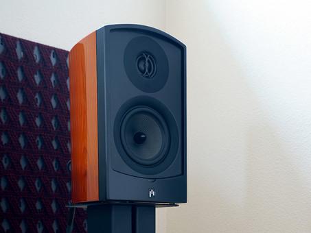 Aperion Audio Grand Verus III Bookshelf Speakers Review