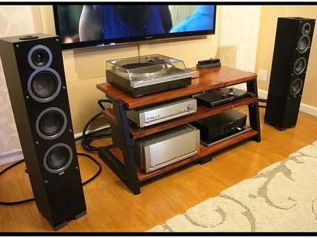 ELAC Debut F5 Tower Speakers Review.