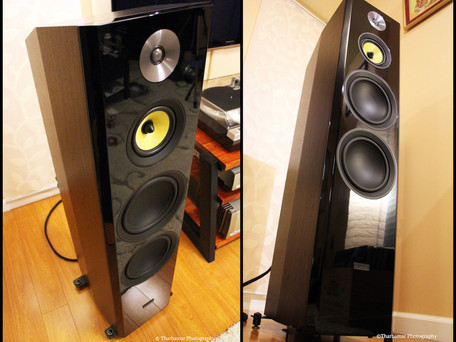 Fluance Signature Series Tower Speaker Review.