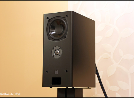 Monoprice Monolith K-BĀS Bookshelf Speakers Review