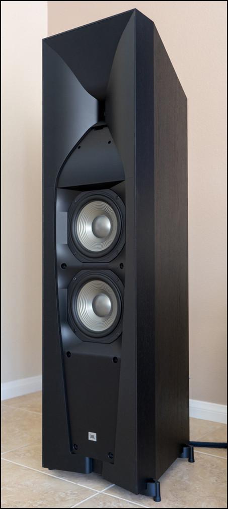 JBL Studio 590 Speakers Review