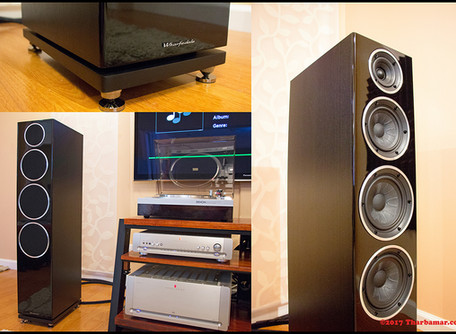 Wharfedale Diamond 240 Tower Speakers