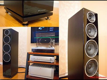 Wharfedale Diamond 240 Tower Speakers