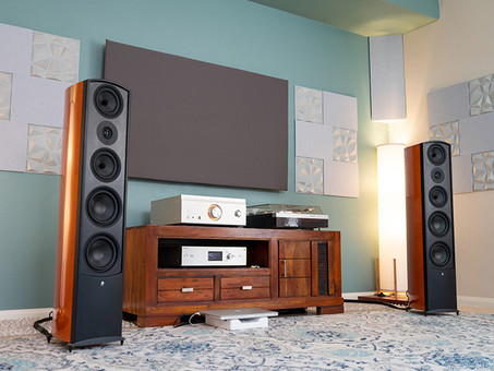 Aperion Audio Verus III Grand V6T Review