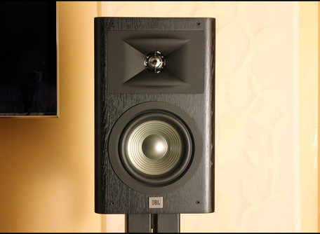 JBL Studio 230 Bookshelf Speaker Review.