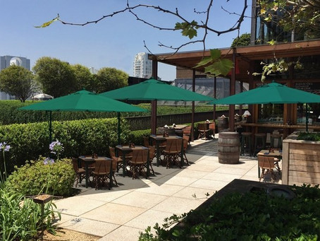 Outdoor Dining: 5 practices that will make you outstanding in your market niche