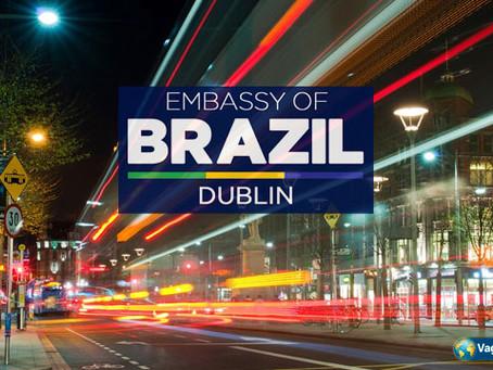 Tudo que você precisa saber sobre a embaixada brasileira em Dublin
