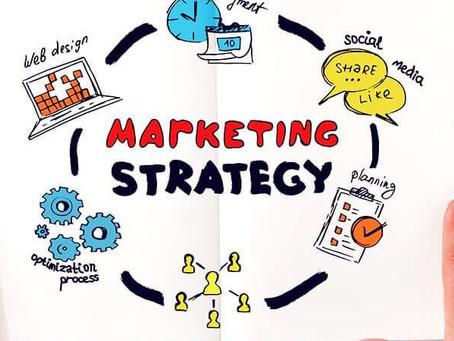 Como montar um plano de marketing para o seu pequeno negócio em Dublin