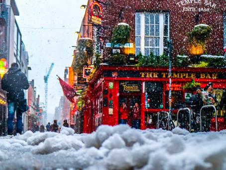Dicas para passar bem pelo inverno irlandês