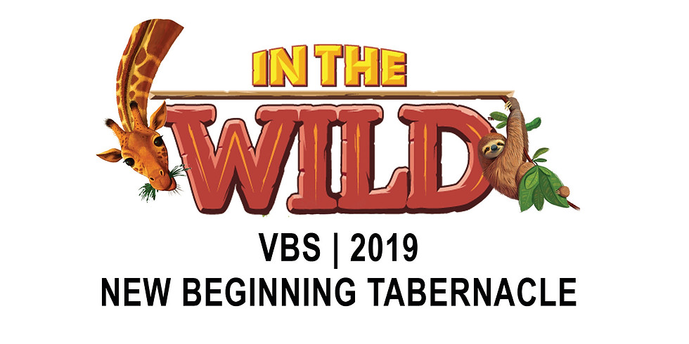 VBS   2019 - IN THE WILD