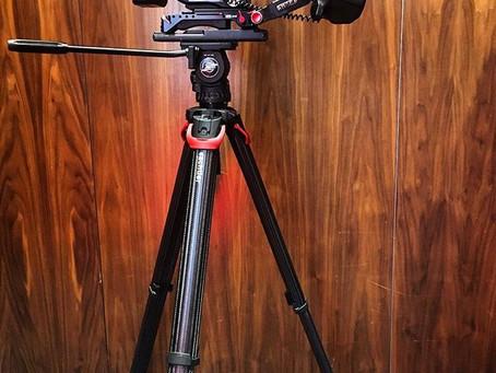 New kit! Fs7+ Fujinon 18-55mm & 50-135mm