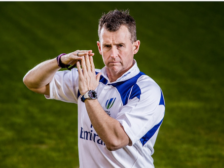 #RESPECTTHEREF CAMPAIGN FOR RBS 6 NATIONS CHAMPIONSHIP WITH NIGEL OWENS