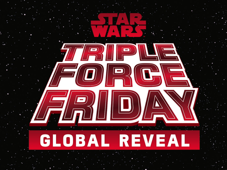 Star Wars Triple Force Friday - Gettyimages