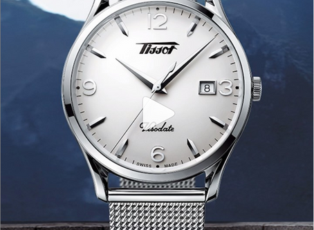 Tissot - Behind the scenes of #Tissot Visodate campaign.