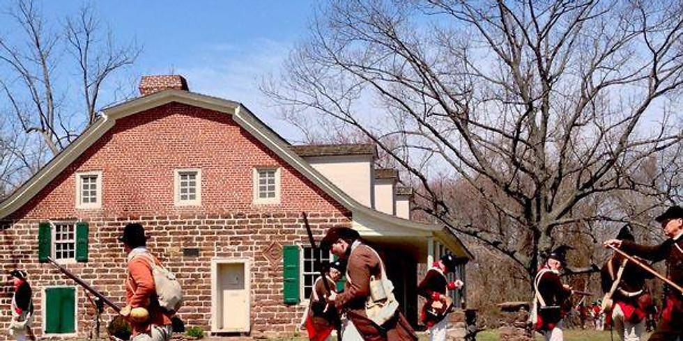 240th Battle of Paulus Hook