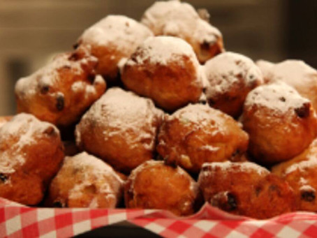 From the Camp Kitchen: Ollie Bollen
