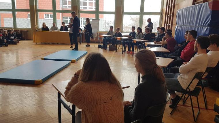 Konkurs szkolny o Puchar Dyrektora Szkoły