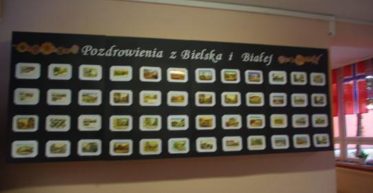 _Pocztówki Bielska-Białej_ projekt przyg