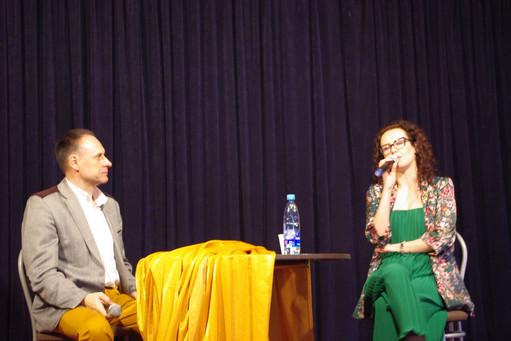 Spotkanie z Panią Orianą Sojką