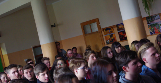 Spotkanie z Panią Natashą Pavluchenko- p