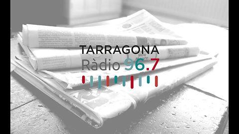 Entrevista en Tarragona Ràdio (29/05/19)