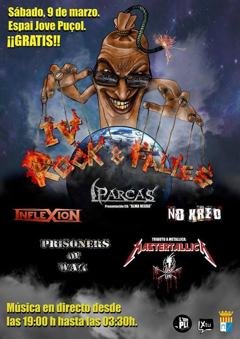 Próximo Concierto 9 de marzo en Puçol (Valencia)