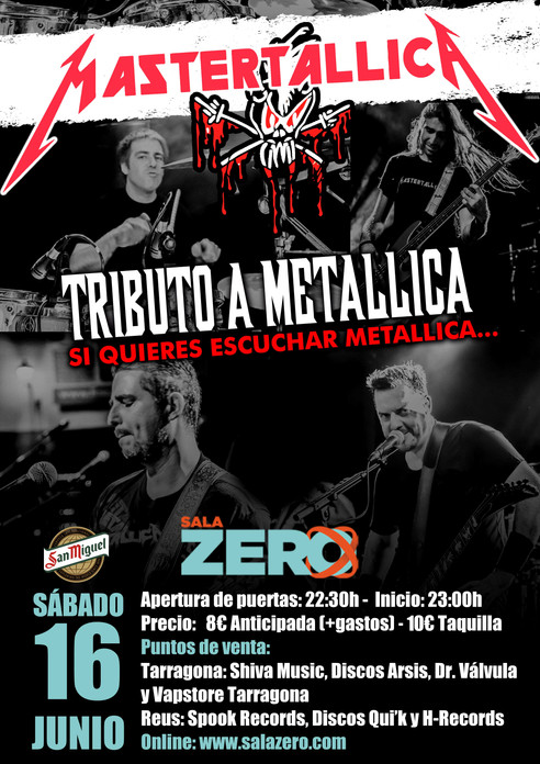 Concierto en la Sala Zero (Tarragona)