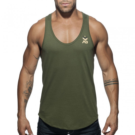 MILITARY TANK TOP