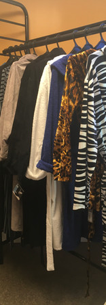Robes and other lounge wear