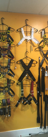 Harnesses and Kink gear
