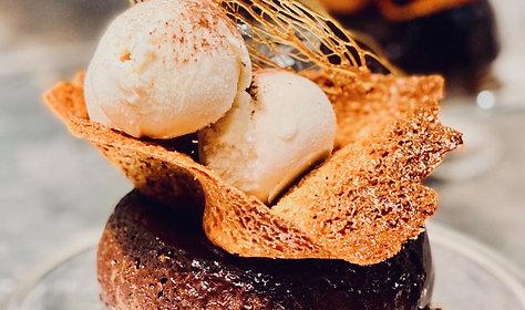 MOELLEUX AU CHOCOLAT GRAND CRU