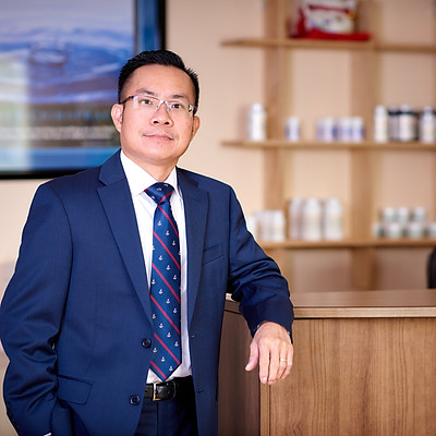 Dr Kevin Chang