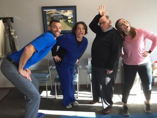 Patient Spotlight: Comedian, Carl Hurley!