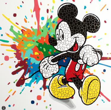 Mickey Art Attack