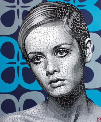 Face of the 60's - Twiggy