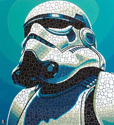 Stormtrooper (Blue)
