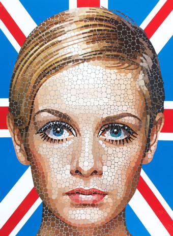 Twiggy 'Best of British'