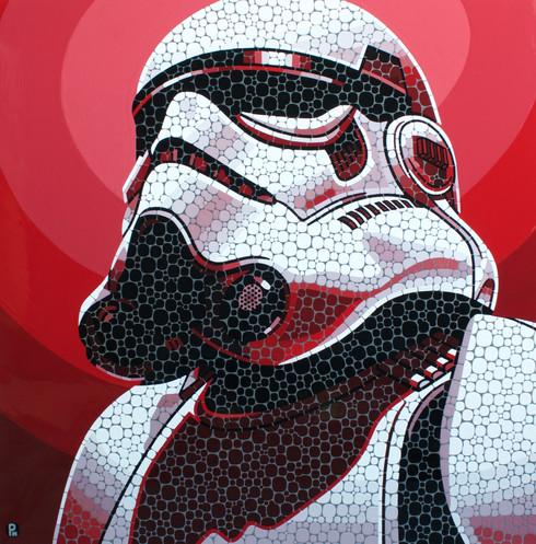 Stormtrooper (Red)