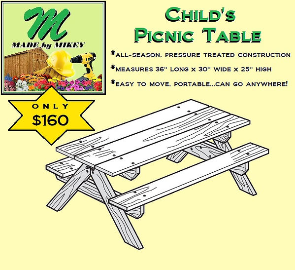 Picnic Table Ad (with price) 2.jpg